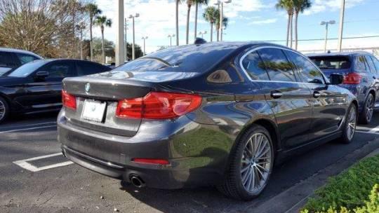 2018 BMW 5 Series WBAJA9C5XJB032728