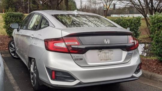 2018 Honda Clarity JHMZC5F33JC002157