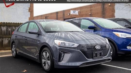 2019 Hyundai IONIQ KMHC65LD8KU169116