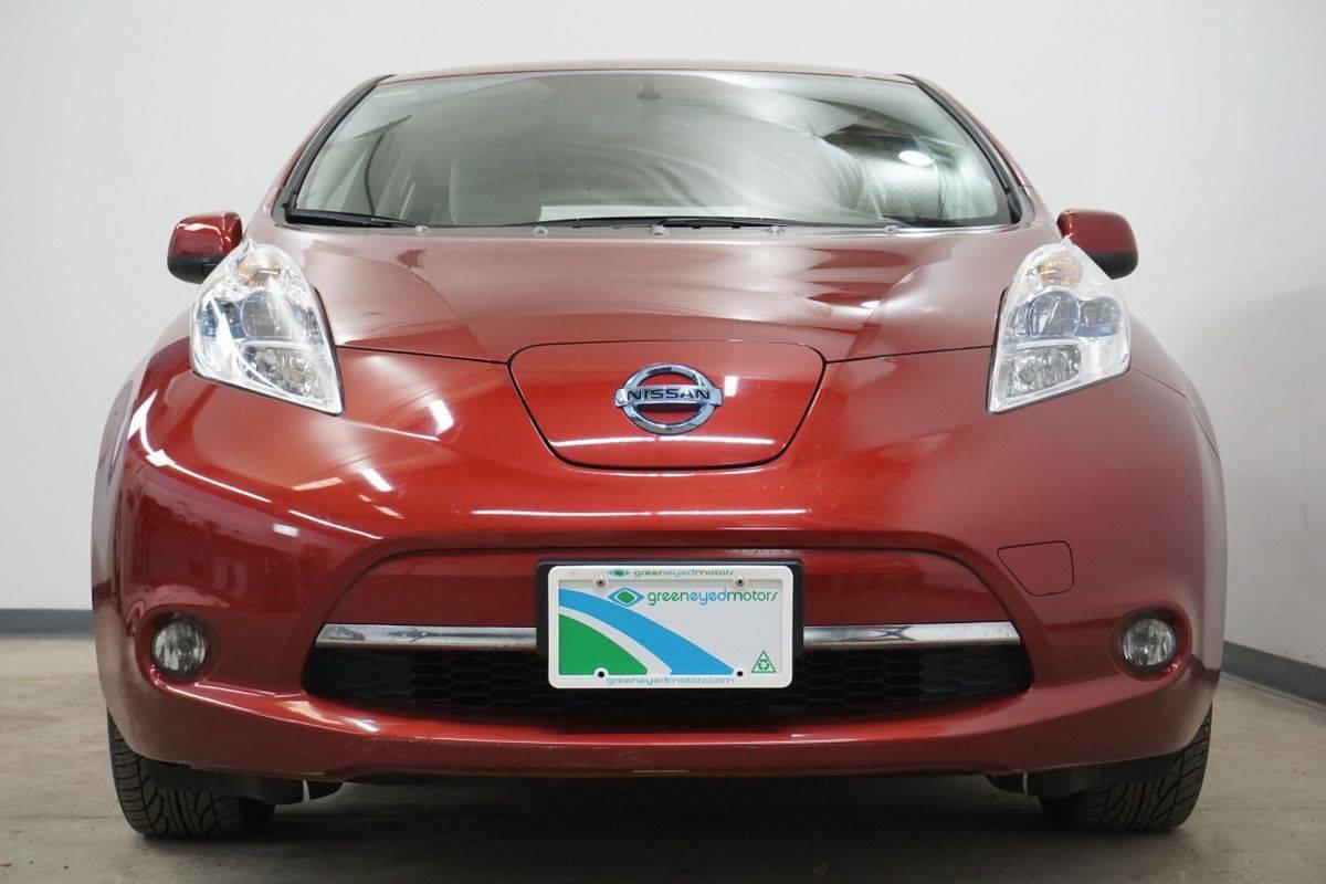 2014 Nissan LEAF 1N4AZ0CP0EC333247