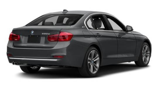 2018 BMW 3 Series WBA8E1C56JA177811
