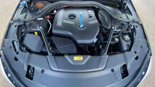 2018 BMW 7 Series WBA7J2C57JG938260
