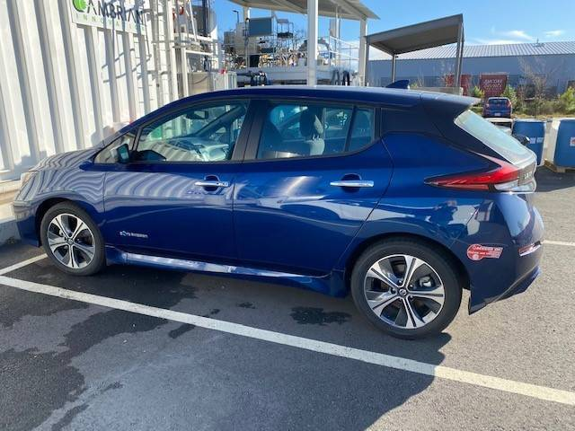 2018 Nissan LEAF 1N4AZ1CP0JC314472
