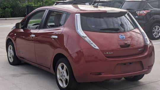 2012 Nissan LEAF JN1AZ0CP5CT015358