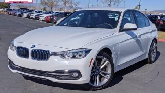 2018 BMW 3 Series WBA8E1C58JA758890