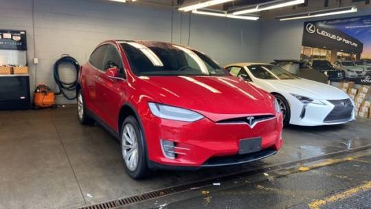 2016 Tesla Model X 5YJXCAE25GF003039