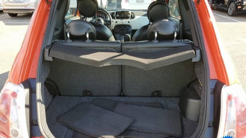 2017 Fiat 500e 3C3CFFGE0HT697530