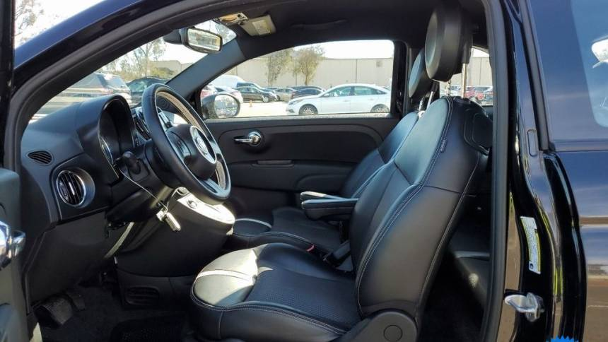 2017 Fiat 500e 3C3CFFGE9HT699311