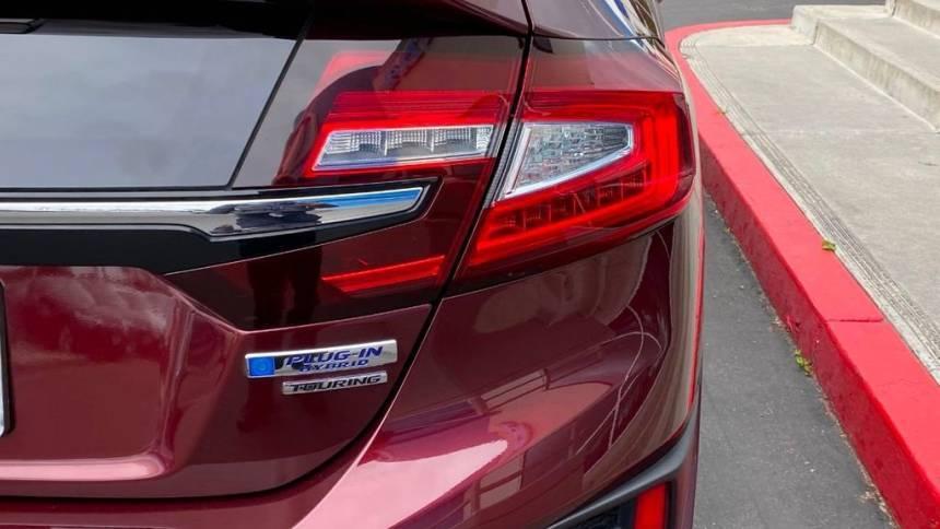 2018 Honda Clarity JHMZC5F32JC000738