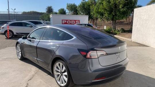 2018 Tesla Model 3 5YJ3E1EA6JF007852