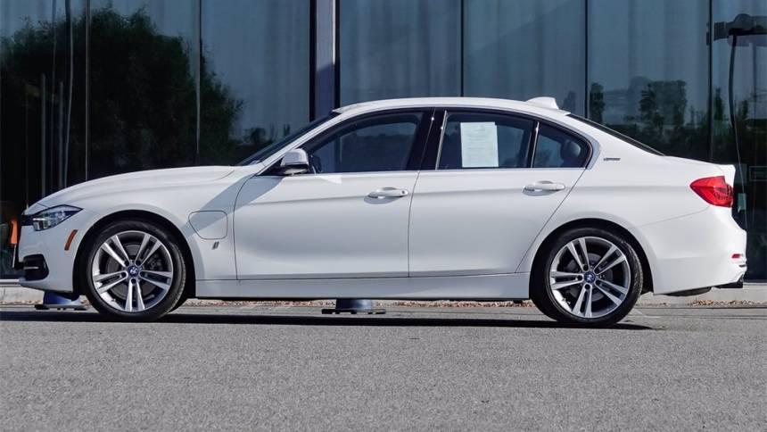 2018 BMW 3 Series WBA8E1C52JA756679