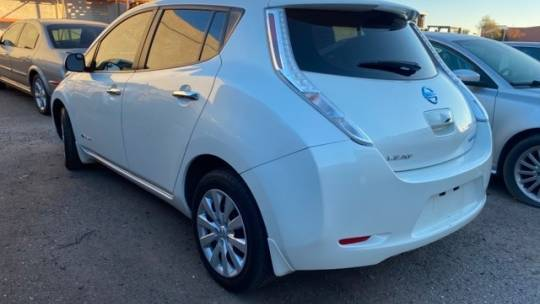 2015 Nissan LEAF 1N4AZ0CP7FC315023