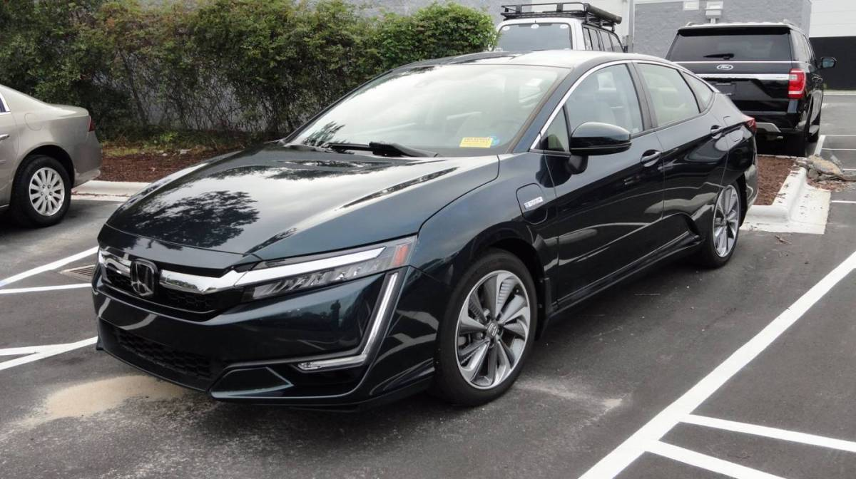 2018 Honda Clarity JHMZC5F38JC012974