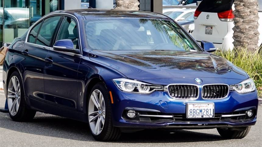 2018 BMW 3 Series WBA8E1C56JA171457
