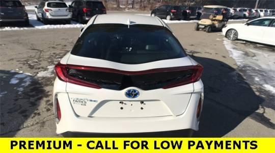 2017 Toyota Prius Prime JTDKARFP0H3063611