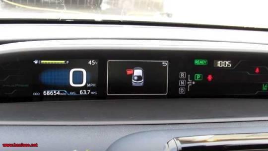 2018 Toyota Prius Prime JTDKARFPXJ3072645