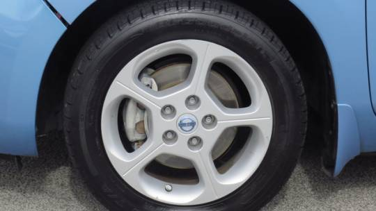 2012 Nissan LEAF JN1AZ0CP0CT017888