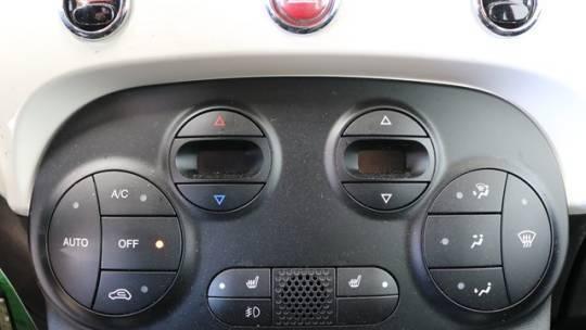2017 Fiat 500e 3C3CFFGE4HT699197