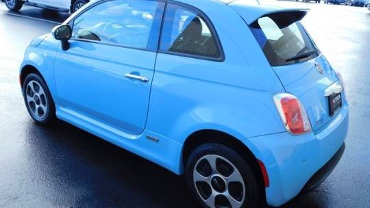 2015 Fiat 500e 3C3CFFGE5FT615434