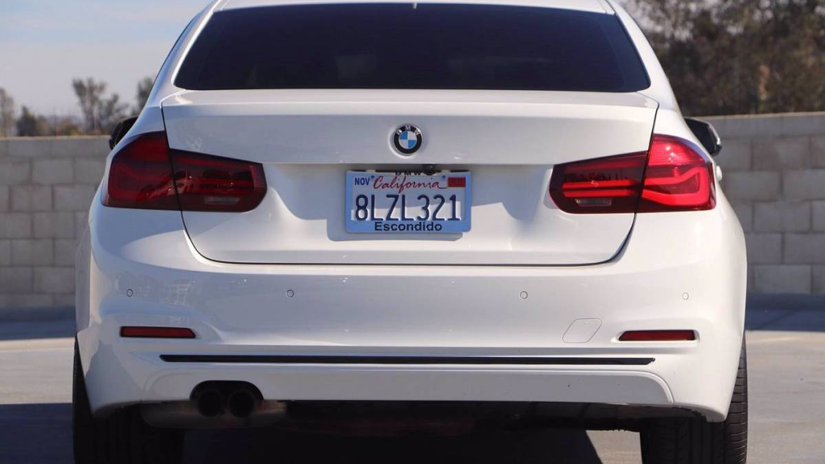 2018 BMW 3 Series WBA8E1C5XJA756669