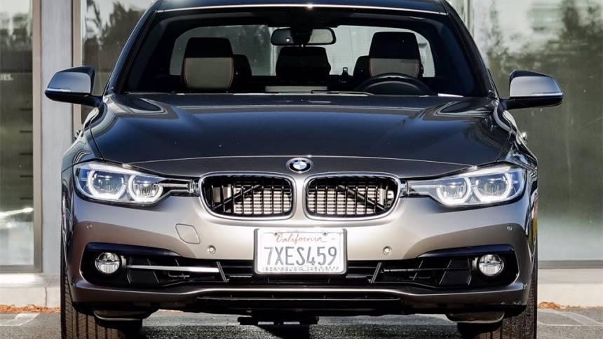 2017 BMW 3 Series WBA8E1C38HA156466