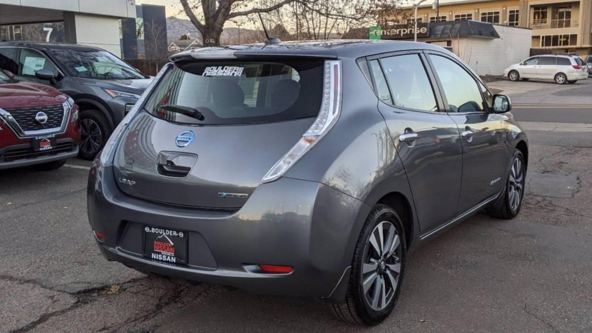2016 Nissan LEAF 1N4BZ0CP5GC309937