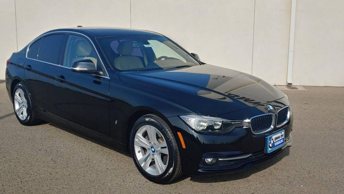 2017 BMW 3 Series WBA8E1C39HA158758