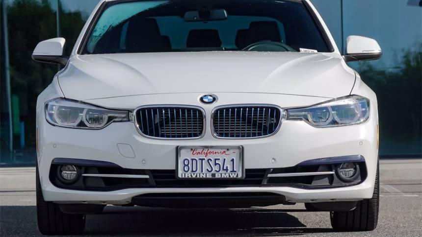 2018 BMW 3 Series WBA8E1C56JA180062