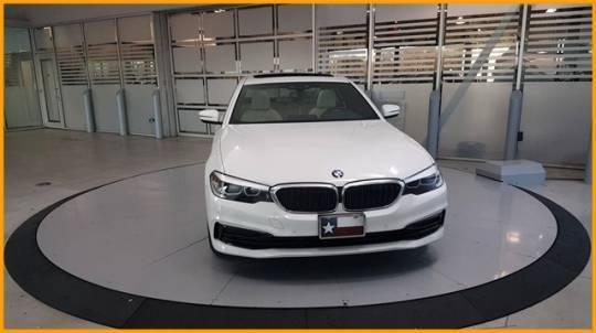 2019 BMW 5 Series WBAJA9C58KB254332