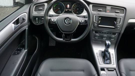 2015 Volkswagen e-Golf WVWPP7AU8FW911283