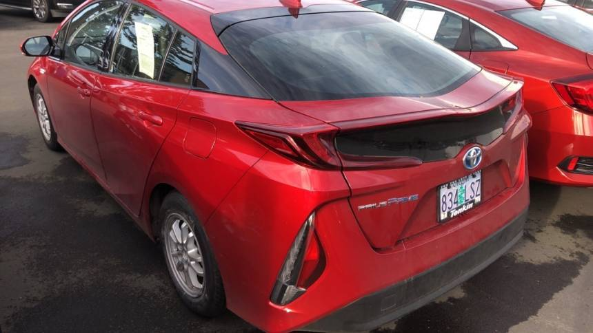 2019 Toyota Prius Prime JTDKARFP3K3117474