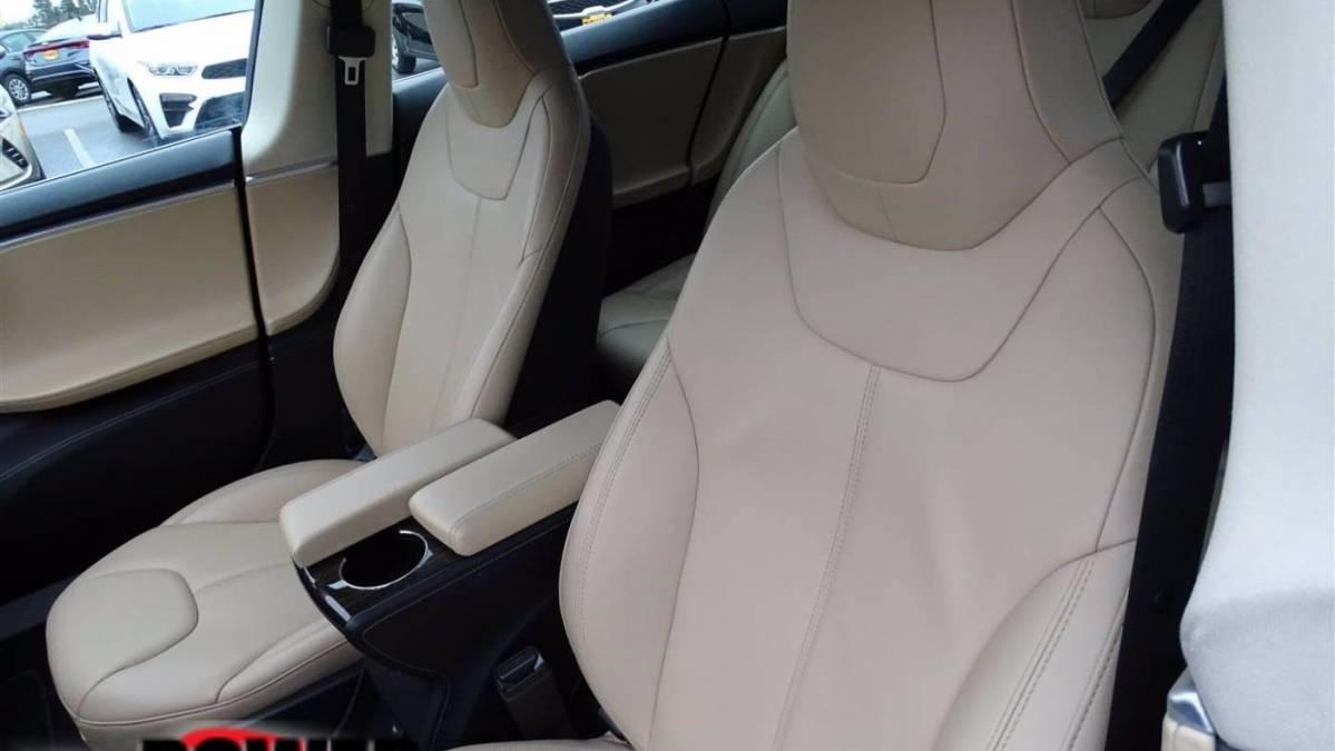 2014 Tesla Model S 5YJSA1H14EFP65844