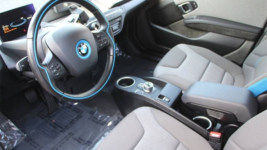 2017 BMW i3 WBY1Z8C30HV894027