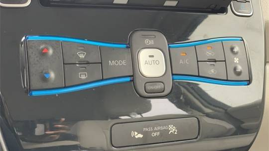 2012 Nissan LEAF JN1AZ0CP6CT020472