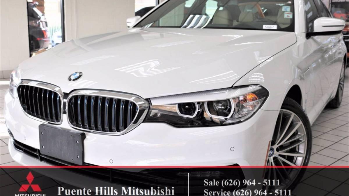 2018 BMW 5 Series WBAJA9C59JB033580