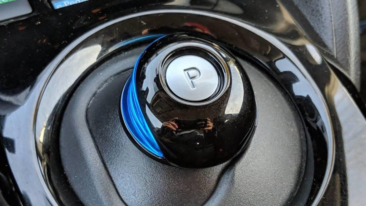 2018 Nissan LEAF 1N4AZ1CP8JC308550
