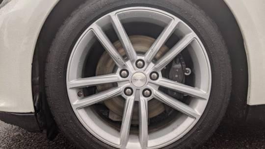 2012 Tesla Model S 5YJSA1CP1CFP01527