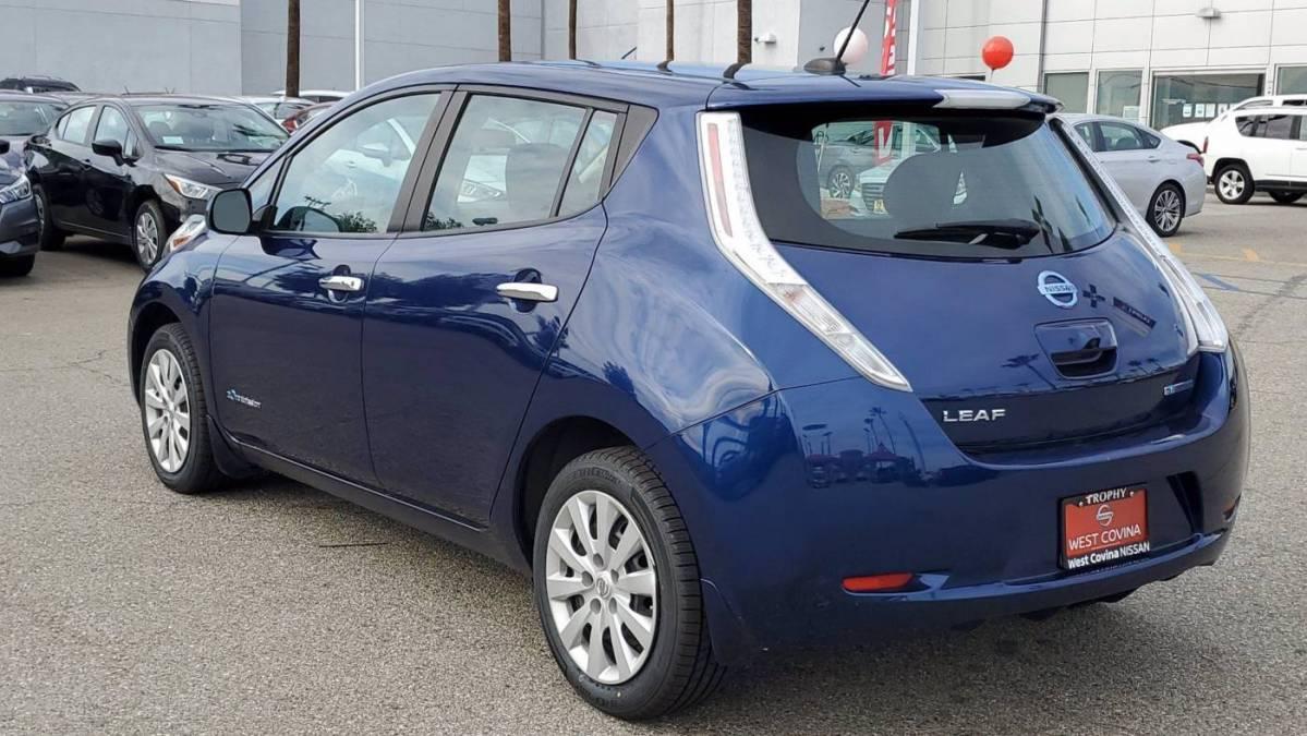 2017 Nissan LEAF 1N4BZ0CPXHC304606