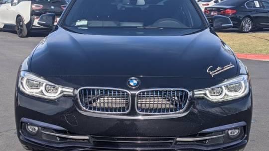 2018 BMW 3 Series WBA8E1C5XJA167640
