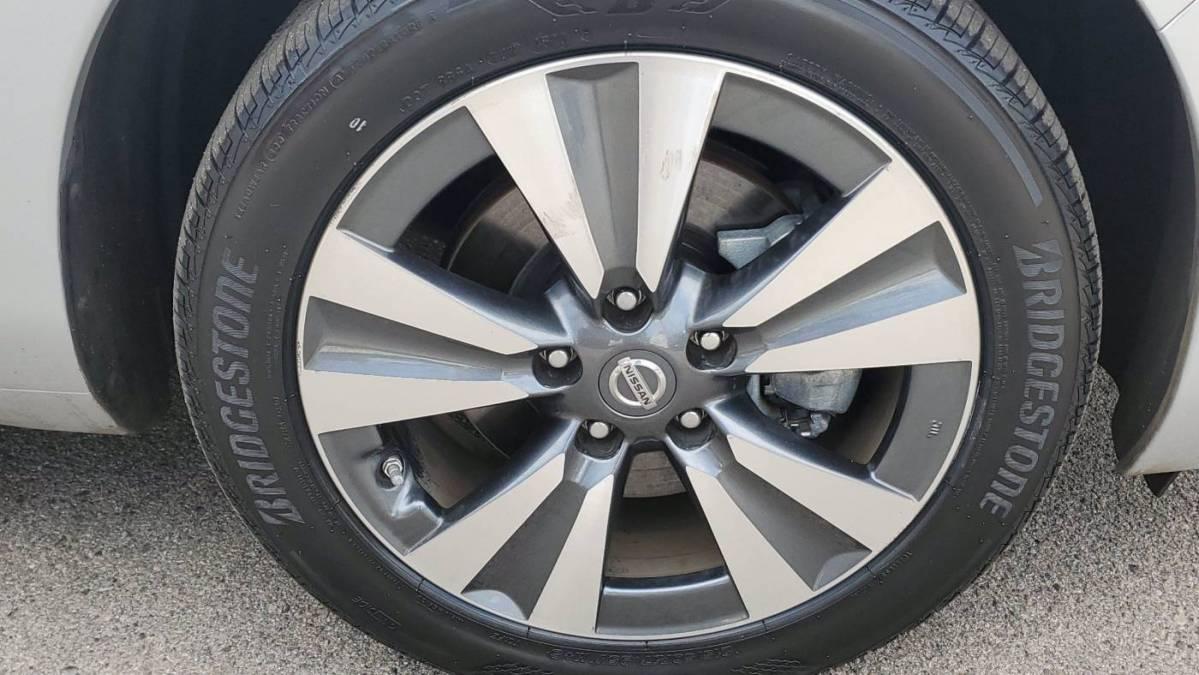 2017 Nissan LEAF 1N4BZ0CP4HC306366