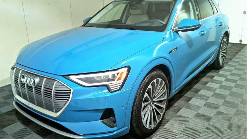 2019 Audi e-tron WA1VABGE7KB020747