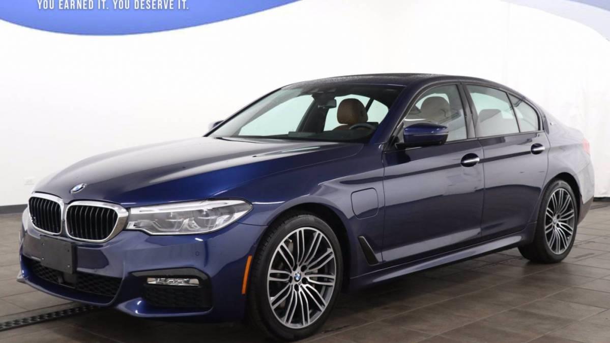 2018 BMW 5 Series WBAJB1C59JG624011