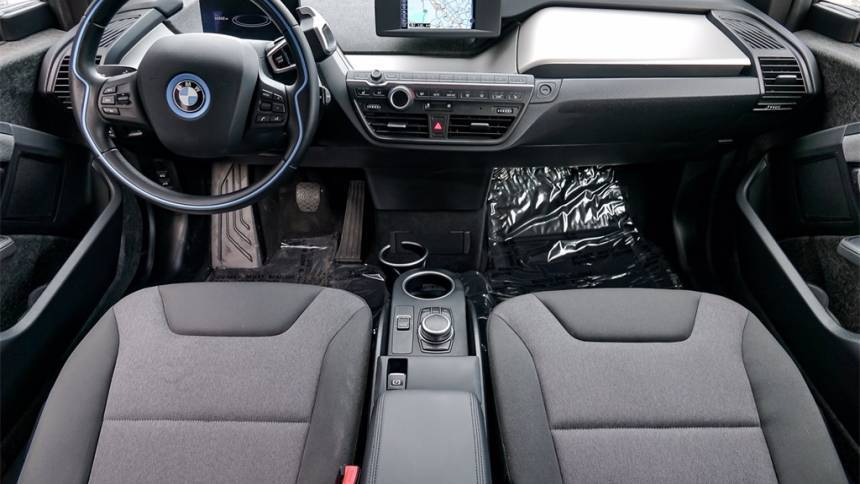2018 BMW i3 WBY7Z2C53JVE61917