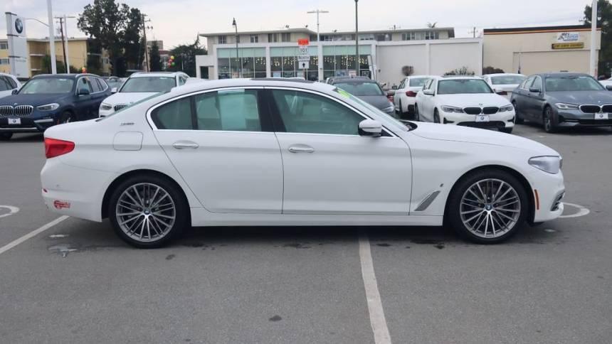 2018 BMW 5 Series WBAJB1C57JB084526