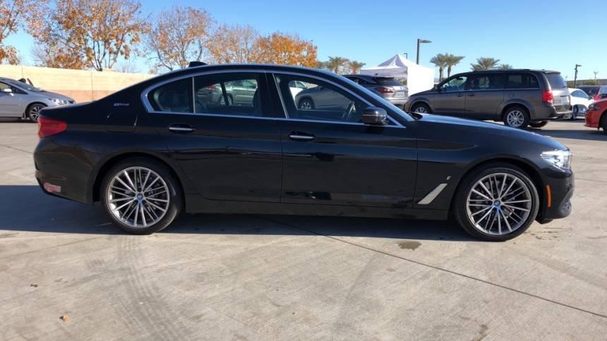 2018 BMW 5 Series WBAJA9C54JB034278