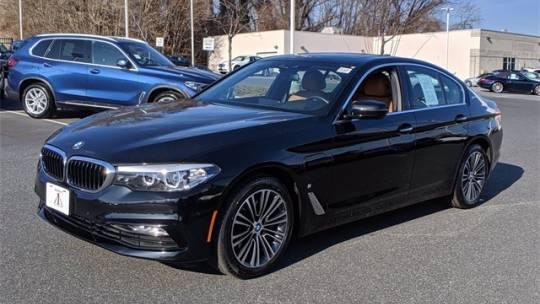 2018 BMW 5 Series WBAJB1C54JB084757
