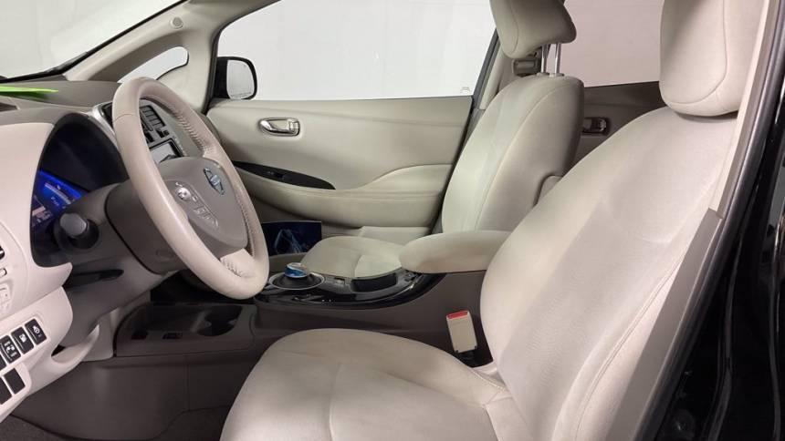 2013 Nissan LEAF 1N4AZ0CP9DC411314