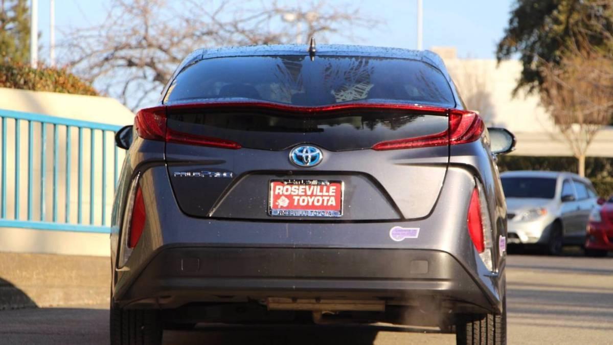 2018 Toyota Prius Prime JTDKARFP2J3089116