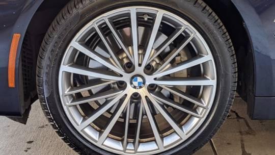 2018 BMW 5 Series WBAJA9C54JB033468