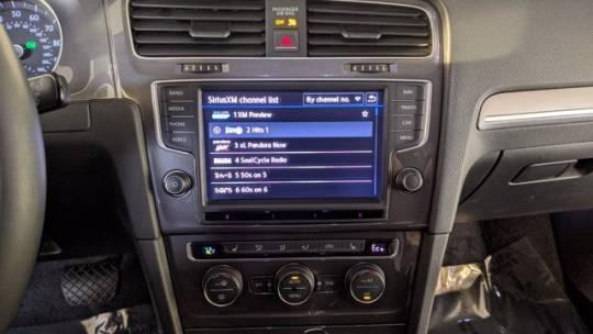 2016 Volkswagen e-Golf WVWPP7AU4GW917048